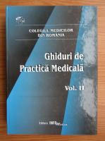 Leonida Gherasim - Ghiduri de practica medicala (volumul 2)