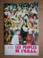 Leonide Oumanski - Les peuples de L'U.R.S.S.