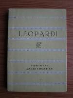Leopardi - Versuri (Colectia Cele mai frumoase poezii)
