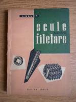 Leopold Sauer - Scule pentru filetare