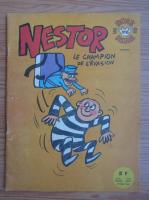 Les Rois du Rire. Nestor. Le champion de l'evasion, nr. 6, octombrie 1968