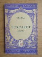 Anticariat: Lesage - Turcaret (1943)