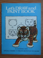 Anticariat: Let's draw and paint book