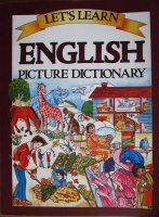 Let's learn English. Picture Dictionary