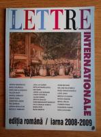 Anticariat: Lettre Internationale, numarul 68, iarna 2008-2009