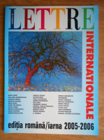 Anticariat: Lettre Internationale, numarul 96, iarna 2005-2006