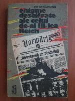 Lev Bezimenski - Enigme descifrate ale celui de al III-lea Reich