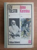Lev Tolstoi - Ana Karenina (volumul 1)