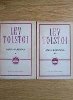 Lev Tolstoi - Anna Karenina, 2 volume (coperti cartonate)