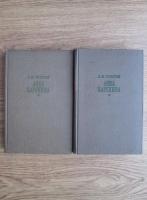 Lev Tolstoi - Anna Karenina, 2 volume, in limba rusa