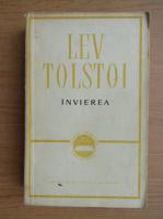 Lev Tolstoi - Invierea
