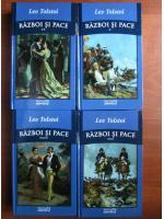 Anticariat: Lev Tolstoi - Razboi si pace (4 volume) - editura Adevarul