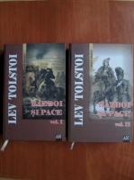 Lev Tolstoi - Razboi si pace (volumele 1, 2 - editie completa)