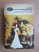 Lev Tolstoi - Sonata Kreutzer, Parintele Serghi, Hagi-Murad