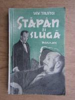 Lev Tolstoi - Stapan si sluga (1940)