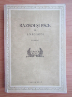 Lew Nikolajewitsch Tolstoi - Razboi si pace (volumul 1)