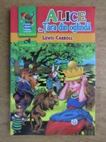Lewis Carroll - Alice in Tara din oglinda