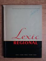Anticariat: Lexic regional