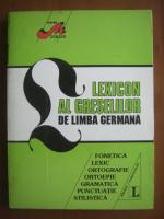 Lexicon al greselilor de limba germana
