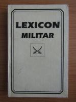 Lexicon militar