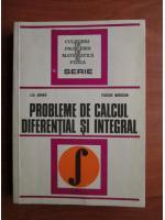 Lia Arama - Probleme de calcul diferential si integral