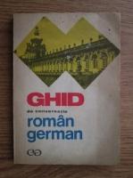 Liane Bidian, Ilse Chivaran Muller - Ghid de conversatie roman-german