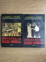 Anticariat: Liddell Hart - Istoria celui de-al II-lea Razboi Mondial (2 volume)