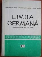 Lidia Georgeta Eremia - Limba Germana. Manual pentru anii III si IV de studiu