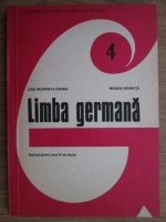 Lidia Georgeta Eremia - Limba germana (manual pentru anul IV de studiu)