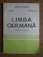 Lidia Georgeta Eremia - Limba germana. Manual pentru clasa a VII-a (1993)