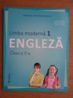 Anticariat: Liliana Putinei - Limba moderna 1, engleza, clasa a V-a, 2004