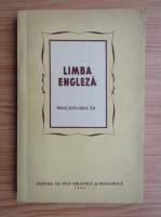 Limba engleza. Manual pentru clasa a X-a (1958)