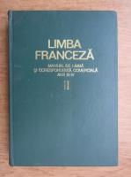 Anticariat: Limba franceza. Manual de limba si corespondenta comerciala. Anii III-IV (volumul 2, 1971)