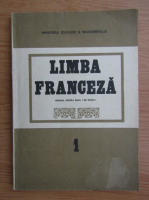 Limba franceza. Manual pentru anul I de studiu (1988)