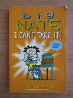 Lincoln Pierce - Big Nate. I can't take it!