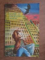 Anticariat: Lino Aldani, Sandro Sandrelli - Maestrii ai anticipatiei italiene. Science-fiction-ul in Italia. Liliacul si directorul. Nr. 397
