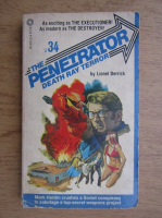 Anticariat: Lionel Derrick - The penetrator. Death ray terror