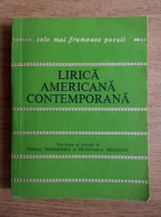Anticariat: Lirica americana contemporana