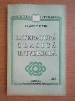 Literatura clasica universala (volumul 3)