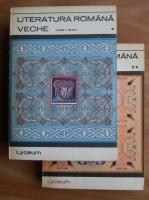 Anticariat: Literatura romana veche (1402-1647) (2 volume)