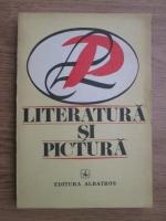 Literatura si pictura. File din istoria criticii de arta din Romania