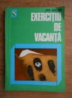 Anticariat: Livia Ardelean - Exercitiu de vacanta