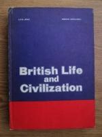 Livia Deac, Adrian Nicolescu - British life an civilization