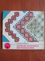Anticariat: Livia Gorea Tichindeleanu - Cusaturi artizanale din Transilvania