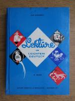 Anticariat: Livia Stefanescu - Lekture in Leichtem Deutsch (volumul 2)