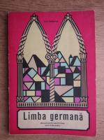 Livia Stefanescu - Limba germana. Manual pentru anul III liceu