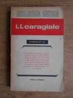 Anticariat: Liviu Calin - I. L. Caragiale