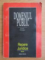 Liviu Giurgiu - Domeniul public
