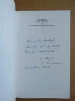 Anticariat: Liviu Grasoiu - G. Toparceanu sau chiriasul grabit al literaturii romane (cu autograful si dedicatia autorului pentru Balogh Jozsef)
