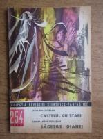 Anticariat: Liviu Macoveanu, Constantin Cublesan - Castelul cu stafii. Sagetile Dianei, nr. 254